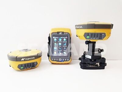 Topcon Hiper Ii Base Rover Gps With Tesla - Reconditioned
