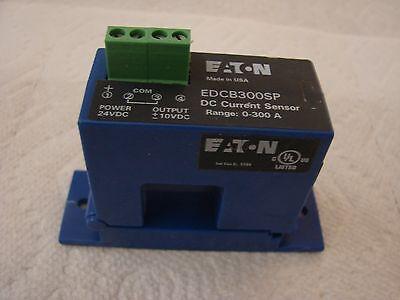 Eaton Edcb300sp Dc Current Sensor 0-300a