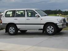 TOYOTA LANDCRUISER 100 Series GXL Macksville Nambucca Area Preview