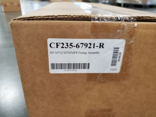 NEW CF235-67921 Fuser Assembly 110V for HP LaserJet 700 M712 CF235-69002