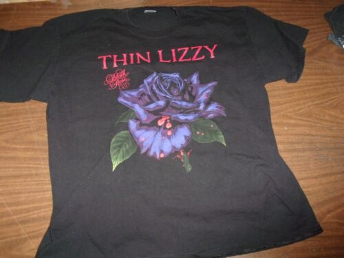 Thin Lizzy Black Rose Concert Tee-Shirt Size XL