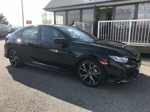 2017 Honda Civic Sport HONDA PRE OWNED CERTIFIED