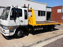 Hino FD Ranger Tilt Slide Tow Truck Yeerongpilly Brisbane South West Preview