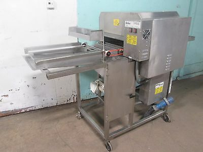 Belshaw Tg-50 Commercial H.d. Donuts Conveyor Thermoglazer Machine 208v 1ph