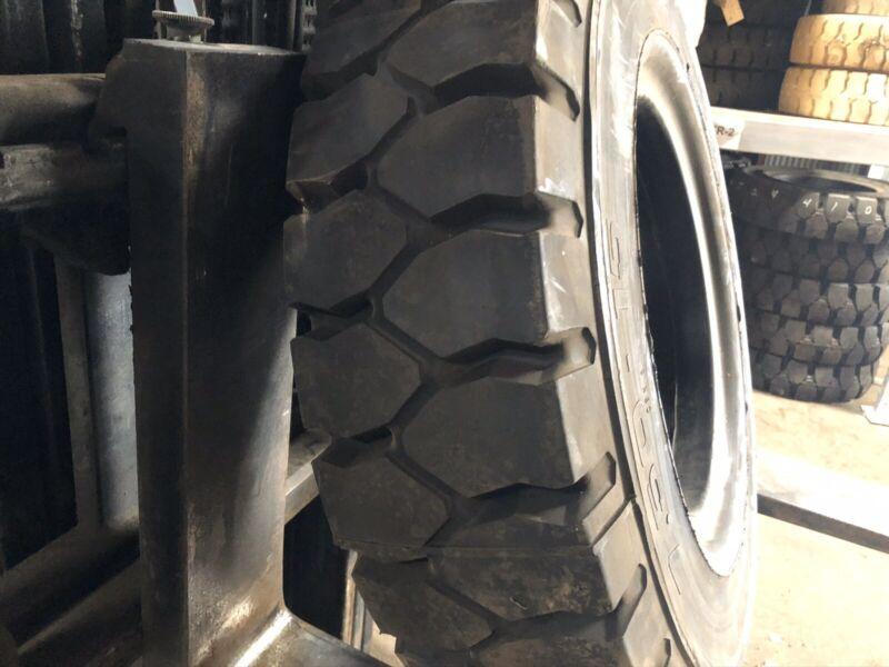 7.50-15 All Pro Solid Pneumatic Tire Rim Size 5.50Forklift NashFuel