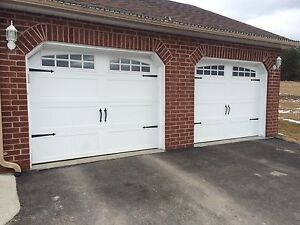 Garage door sales and installs