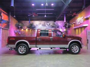 2009 Ford F-250 Tuned / Modded Diesel!  Loaded Lariat!!