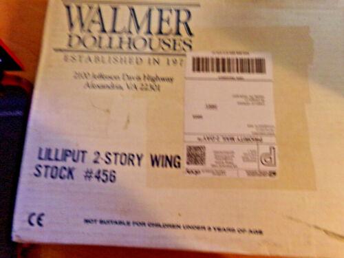 LILLIPUT 2 STORY WING STOCK #456