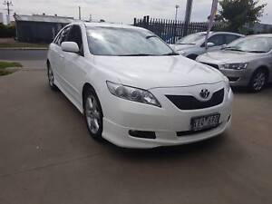 2008 Toyota Camry Sportivo Sedan Auto Williamstown North Hobsons Bay Area Preview