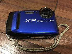 Fuji XP90 waterproof 16Mp WiFi HD Digital camera