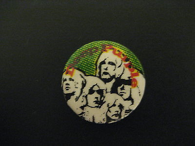 Deep Purple-In Rock-Cartoon-Small-Pin-Button-Badge-80's Vintage-Rare