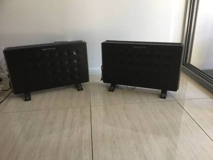 ELECTRIC HEATER: 750W - 1250W - 2000W SELECTABLE Epping Ryde Area Preview