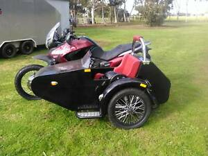 Sidecar Honda Transalp | Motorcycles | Gumtree Australia Outer