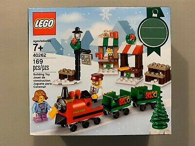 LEGO 40262 Holiday Christmas Train Ride 2017 Brand New Sealed 169 pcs Retired