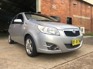 2010 Holden Barina TK MY 1.6L Auto 5 Door Hatchback Mayfield West Newcastle Area Preview