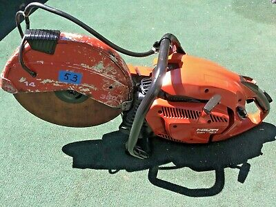 Hilti Dsh 700-x Gas Saw For Parts Only Lks Clean Needs Repair Fast Ship