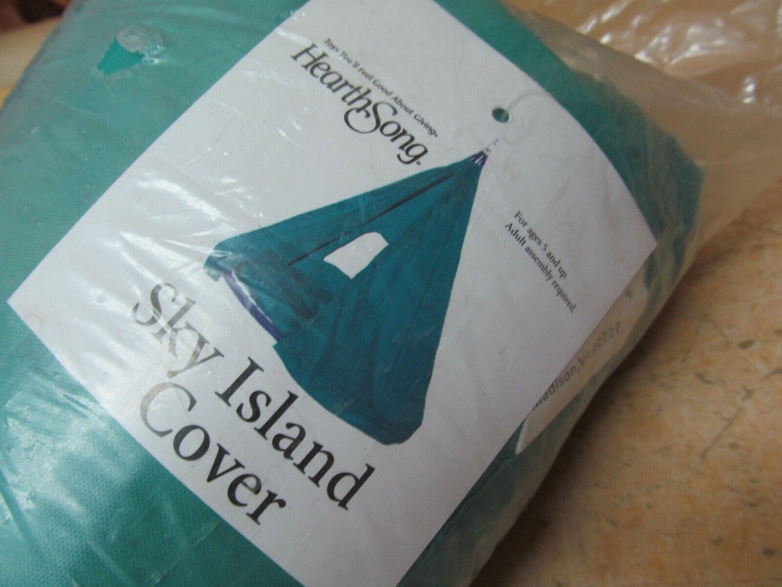 authentic sky island teepee cover for platform
