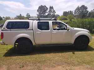 Nissan navara d 40 drive tech  2 inch lift kit Bethania Logan Area Preview