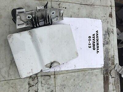 VAUXHALL VIVARO TRAFIC FUEL TANK FLAP DOOR LOCK RELEASE ACTUATOR 8200032984
