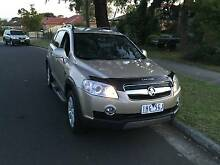 2006 Holden Captiva7 LX+rwc+7 seater leather+6 month reg+BOOKHIST Roxburgh Park Hume Area Preview