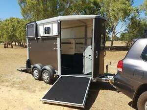New Horse Float Ifor Williams HB511 Kenwick Gosnells Area Preview