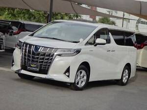 2019 Toyota ALPHARD Hybrid 7 seater premium MPV Moorooka Brisbane South West Preview