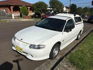 2002 Holden Commodore Ute VU AUTO - CHEAP Lakemba Canterbury Area Preview