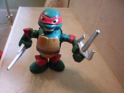 Ninja Turtle Rafael (Ninja Turtle Rafael Figure 2015 Chunky Playmate 6.5