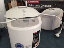 Sunbeam Breadmaker - used once Coral Cove Bundaberg City Preview