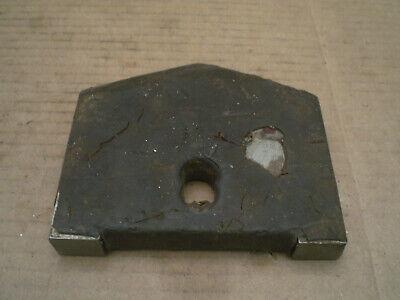 Waukesha 5 38 Diameter Spade Drill Insert