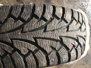 Hankook Winter Tires / steelies