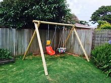 Swing set double Toowoomba 4350 Toowoomba City Preview