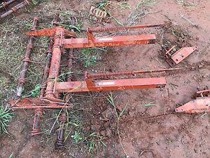 Murray 3 row finger harrows 2 x 6ft 2 x 4.5ft Coolamon Coolamon Area Preview
