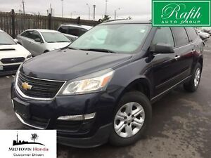 2017 Chevrolet Traverse AWD-Super clean-Certified
