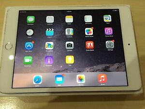 iPad mini 2 (WI-FI + Cellular) white North Adelaide Adelaide City Preview