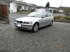 BMW 3er E46 316i Touring Test