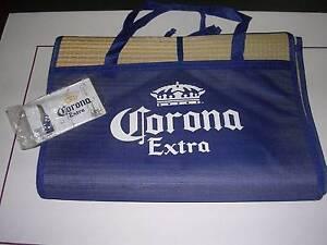Corona beach bag/mat with bottle opener Logan Village Logan Area Preview