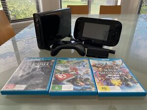 Wii U Console, Games and Accessories Bundle or Separately Sold