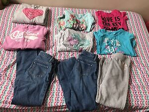 Girls size 7/8 clothe.$10 for all