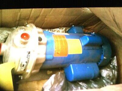 Goulds 2hp Gl Series 316ss Centrifugal Pump 1x1-14-6 160-115230v 1st1g4a4
