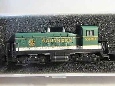 "CON-COR ~ SOUTHERN SW-1200  POWERED  ""COW""  LOCOMOTIVE # 2400 ~N SCALE for sale  Monticello"