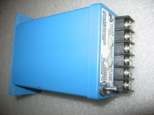 Rochester Instrument Systems AC Current Transducer UCXAF6 RIS