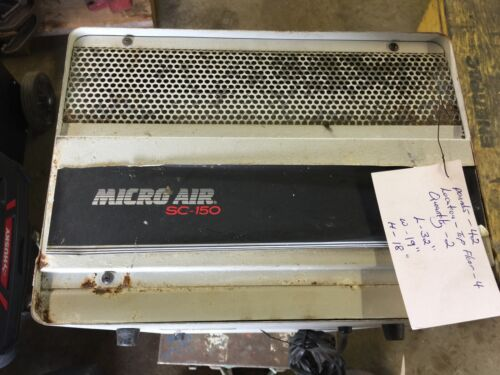 Metal -Fab Inc Micro Air Air Cleaner Fume Extractor SC150