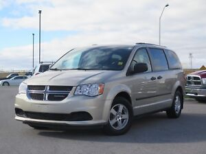 2013 Dodge Grand Caravan SE, 1 Owner, Clean van, Priced To Sell!