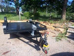 Car trailer car carrier car float for HIRE Newcastle Newcastle Area Preview