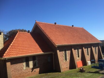 CANBERRA ROOFING
