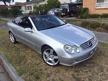 2004 merc Benz clk500 v8 convertible full luxury option Meadow Heights Hume Area Preview