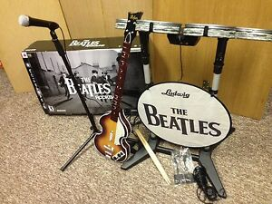 Beatles Rockband Limited Edition PS3