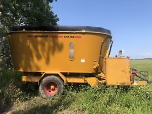 Silage mixer feed wagon tub grinder cows  29900 OBO