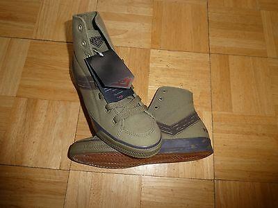 PONY Herren Hi-Top Sneaker, army-grün, NEU, NP 49 EUR